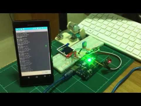 Arduino working with WiFi module ESP8266 - Send data TCP/IP client server  on android application
