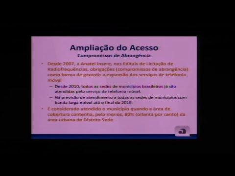 FISCALIZAÇÃO FINANCEIRA E CONTROLE - Falta de sinal para ligações e internet no MA - 06/06/2018