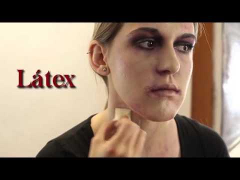 Maquillaje de Zombie Paso a Paso para Halloween I Escuela de Maquillaje Profesional Online , YouTube