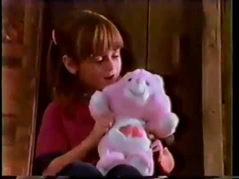 80's Care Bears Love A Lot and Funshine Bear Commercial