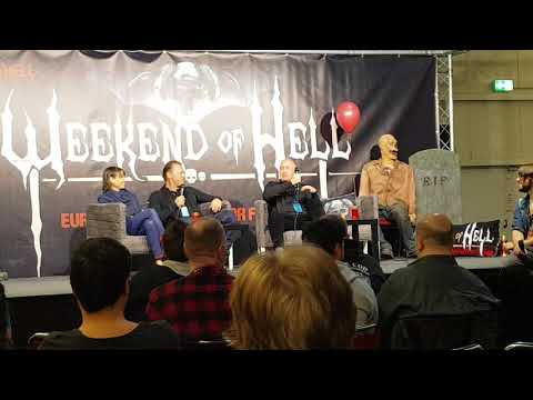 Weekend of Hell Saw Panel 2017