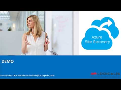 Azure Site Recovery Demo