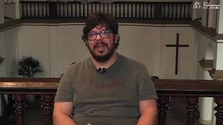 Diário de um Pastor com o Reverendo Davi Nogueira Guedes - Salmo 18:1-3 - 10/12/2020.