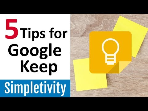 5 Ways to Get More Out of Google Keep (App Tips & Tricks)