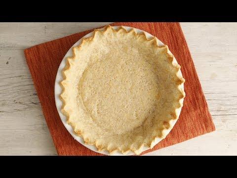 Our Favorite Pie Crust- Martha Stewart