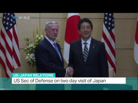 US-Japan Relations: US Sec of Defense on two day visit of Japan