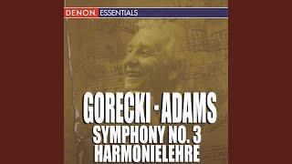 Symphony No 3 op. 36 Lento e largo - Tranquilissimo