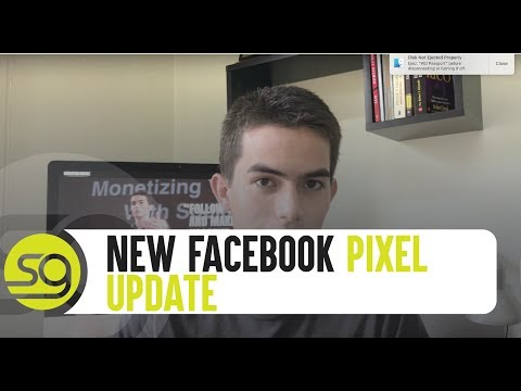 Facebook Pixel Update [New Automatic Events] | #94