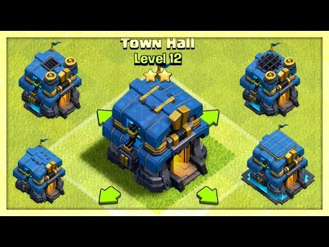 TOWN HALL 12 REVEALED - Clash of Clans UPDATE + Interview Part 1!