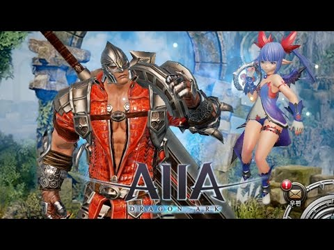 Naaah Ini Dia - AIIA : Dragon Ark [KR] Android Action-RPG ...