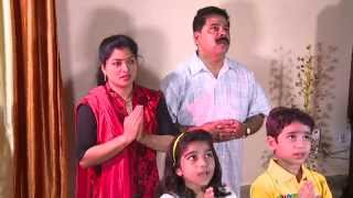 Hindi Christian Family Prayer Song Our Father Prayer as Song in Hindi