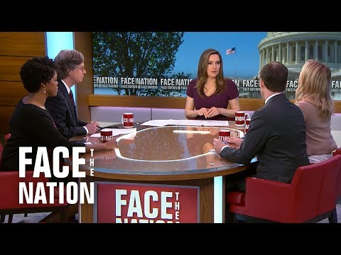 Face The Nation: Byron York, Shawna Thomas, Rachael Bade, Michael Crowley