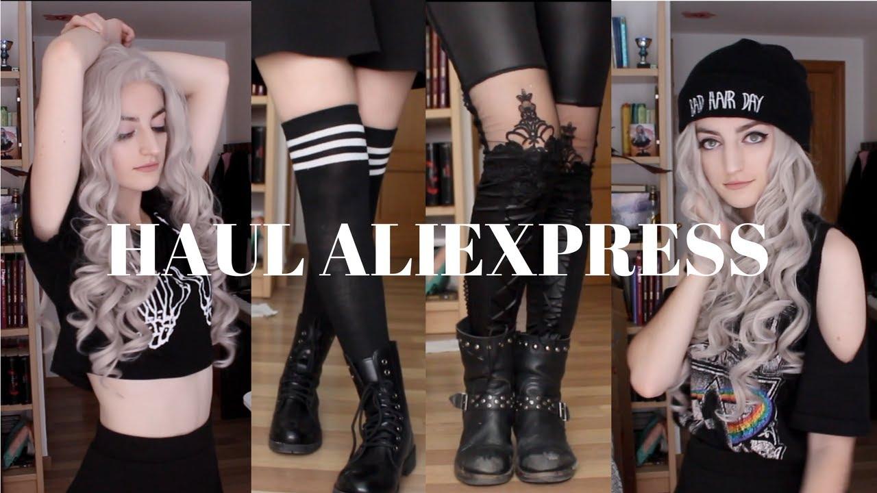 HAUL ALIEXPRESS Ropa Tumblr | Dragonsound