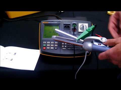 Messung des Ableitstroms Differenzstroms Messen und Prüfen nach VDE 0701 VDE 0702 m