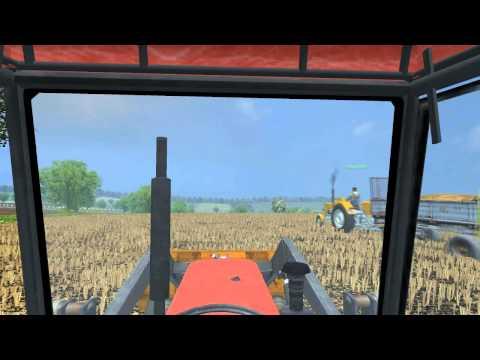 """Farming Simulator . Nelamanowice V3. """"Sprzęt jest więc obornik rozwożony jest"""""""