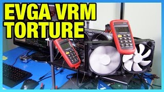 evgas vrm thermals not the killer of cards final test
