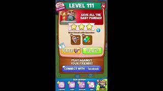 Panda Pop: Level 111 *NO BOOSTERS*