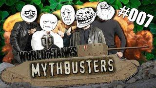 WoT || Mythbusters #007 || 1 Shot 10 Kills?!
