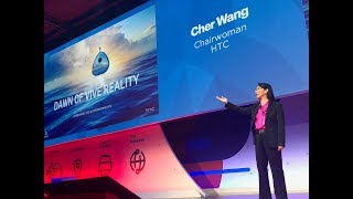 2018 Mobile World Congress Keynote Address - HTC Chairwoman Cher Wang