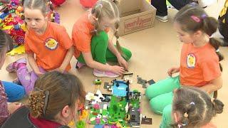 «Лего-космос». Верхней Салде прошёл турнир для юных инженеров
