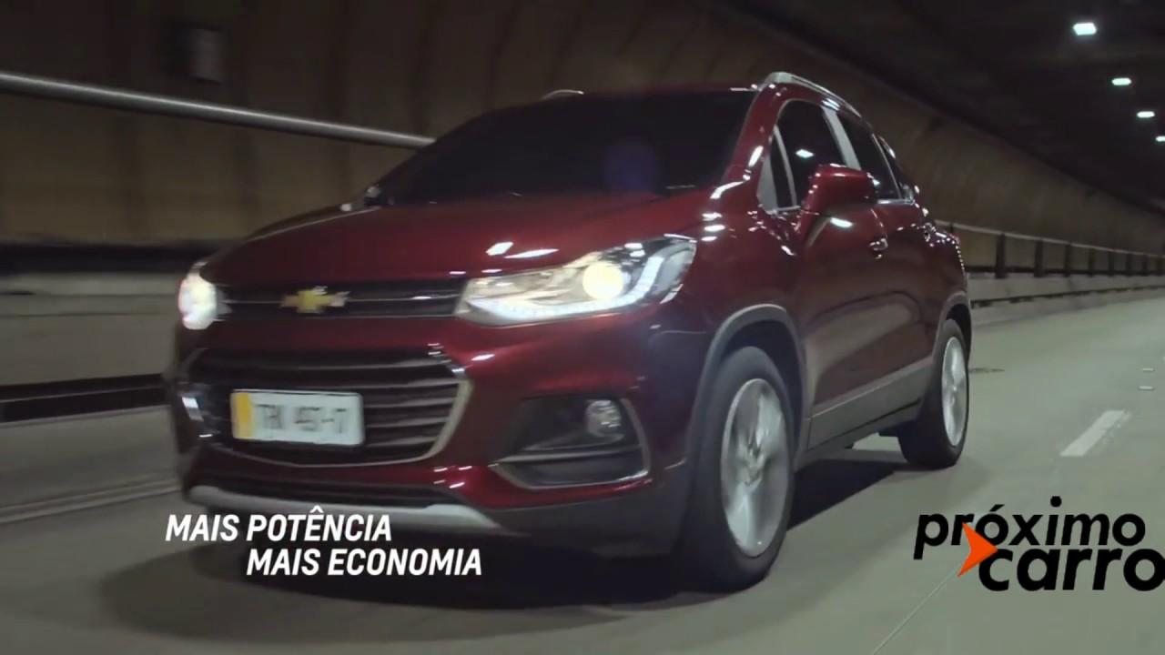 Chevrolet TRACKER 2018 → Preço e Novidades | PRÓXIMOCarro ...