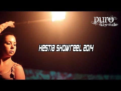 Hestia Tűztánc Showreel 2014-es évről