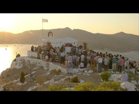The tiny Greek island sinking under Europe's migrant crisis