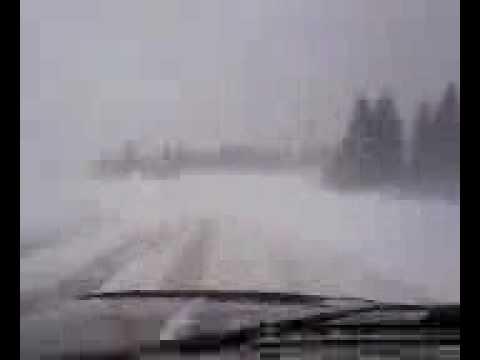 Miramichi Snow Storm