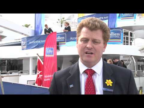 MIPIM Interview: Richard Divall, Head of Cross-Border Capital Markets, EMEA, Colliers Int, UK