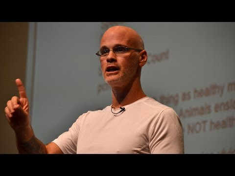 Gary Yourofsky - A Life-Changing Speech, New York 2014