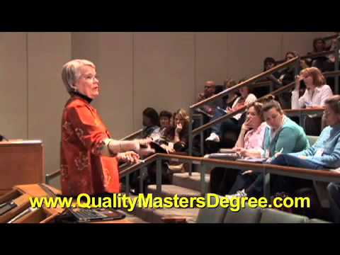 Carol Tomlinson on Differentiation: Proactive Instruction - YouTube