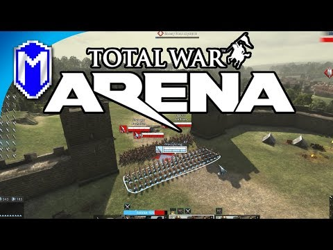 Greek Pikemen, Poking People With Very Long Sticks - Let's Play Total War Arena Beta Gameplay Ep 9