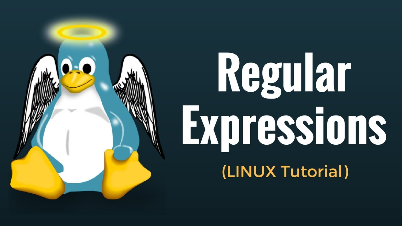 Linux Regular Expression Tutorial: Grep Regex Example