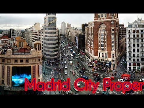 Madrid City Centre | Madrid Capital | Madrid City Proper
