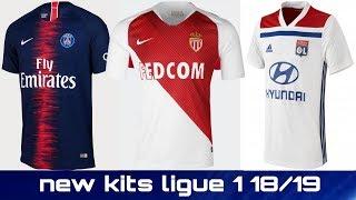 Download Video Jersey Terbaru Ligue 1 Musim Baru 2018/2019 New Kits Season 2018/19 MP3 3GP MP4