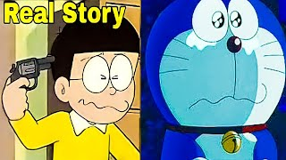 Nobita Death 😭😭 | Doraemon Real Life Story In Hindi | Doraemon New Episode In Hindi