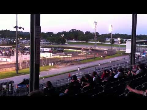 B main Iowa State Fair Speedway