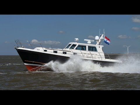 For sale: North-Line 42 Wheelhouse by Motor Boat & Yachting