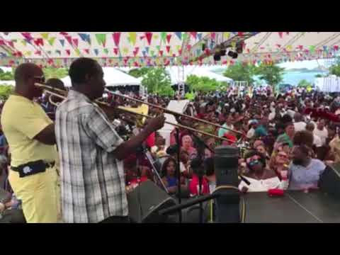 King Swallow | Live @Breakfast Fete Antigua 2017