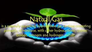 Alternative Energy Vocabulary - Fossil Fuels and Hydroelectric