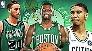 BOSTON CELTICS REBUILD! ROAD TO CHAMPIONSHIP! NBA 2K19 MY LEAGUE
