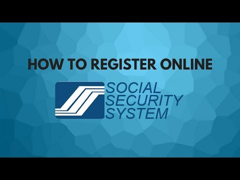 How To Register SSS Online