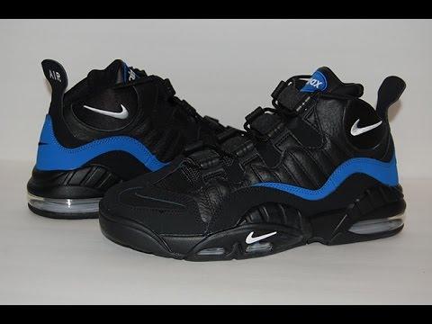 Nike Air Max Sensation OG Black Royal (Chris Webber)
