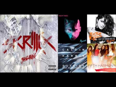 Movement of the Summit - Skrillex vs. Ellie Goulding, Fifth Harmony, & More (Mashup)
