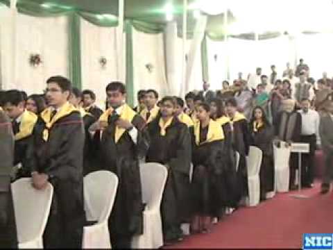 IIM Shillong Convocation 2013