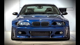 EPIC BMW E46 Exhaust Sounds!!!