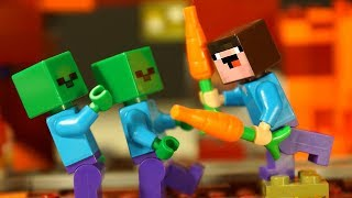 ПРО НУБик Лего Майнкрафт 👾 Ниндзяго - LEGO Майнкрафт Мультики Все Серии Подряд Мультфильмы ИГРУШКИ