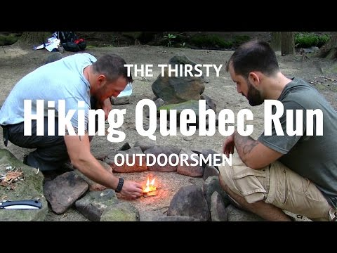 Hiking Quebec Run: Episode 1