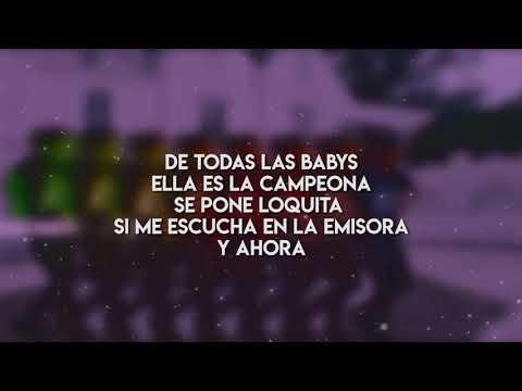 OzunaLa Modelo Ft Cardi BLyrics VIDEO - VIDEO CLIP