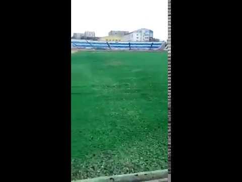 9 авг 2017. Футбольное поле стадиона
